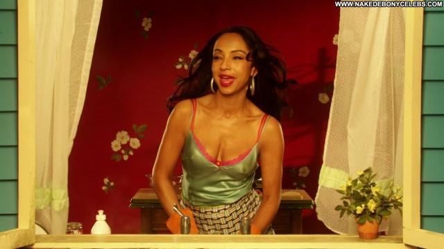 Sade Miscellaneous Celebrity Medium Tits International Brunette