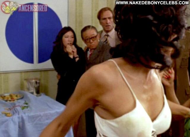 Marilyn Joi Coffy Celebrity Nice Sensual Brunette Posing Hot Ebony
