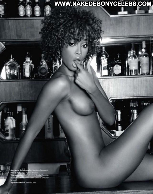 Mara Nela Sinisterra Notiblog Celebrity Ebony Playmate Brunette