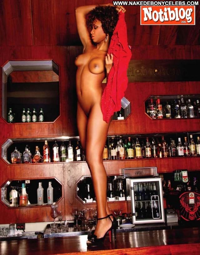 Mara Nela Sinisterra Notiblog Celebrity Playmate Medium Tits Latina