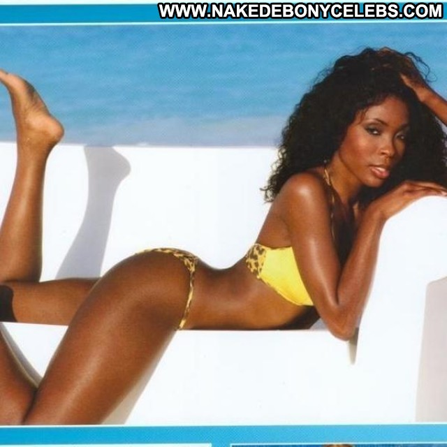 Tanyka Renee Miscellaneous Athletic Celebrity Ebony Cute Sultry Nice