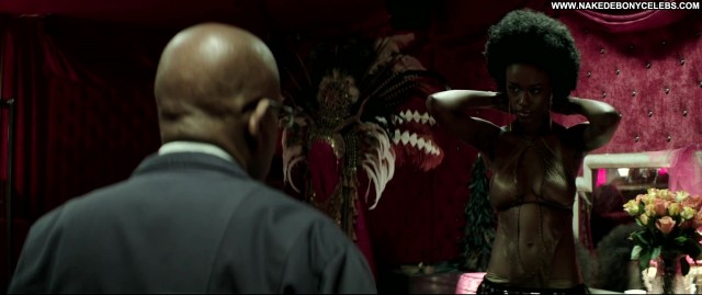 Joelle Kayembe Zulu Ebony Stunning Big Tits Doll International