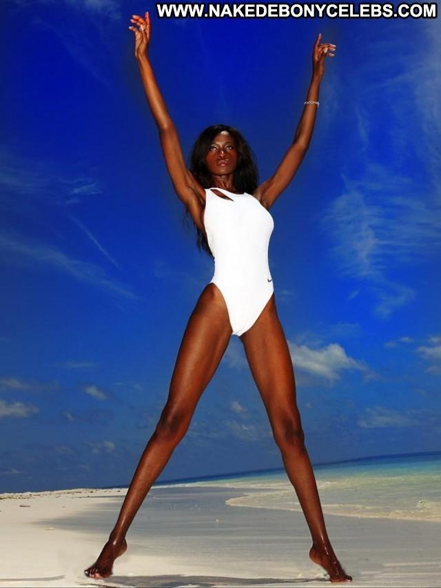 Joelle Kayembe Miscellaneous Doll Big Tits Hot Pretty Celebrity Ebony