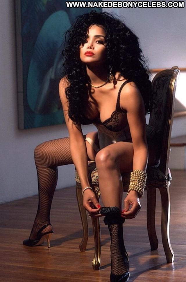 La Toya Jackson Playboy Magazine Celebrity Sensual Gorgeous Singer