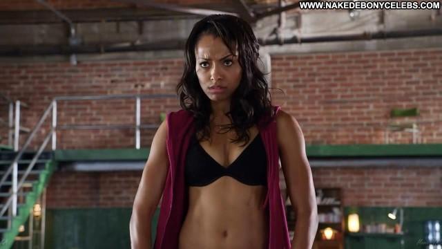 Kat Graham Honey Celebrity Sexy Ebony Brunette Pretty Medium Tits