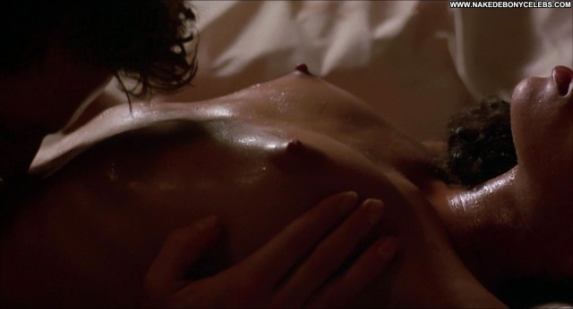 Lisa Bonet Angel Heart Celebrity Brunette Gorgeous Small Tits
