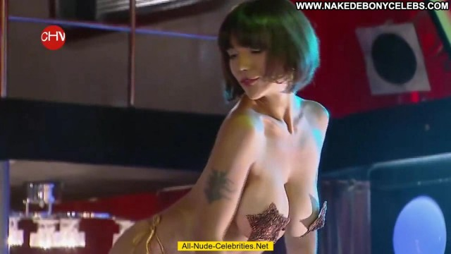 Noelia Arias Infieles Nice Beautiful Latina Posing Hot Big Tits