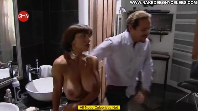 Noelia Arias Infieles Posing Hot Celebrity Beautiful Nice Big Tits