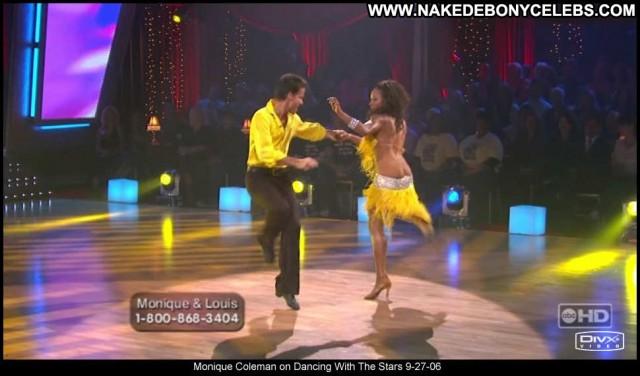 Monique Coleman Dancing With The Stars Cute Pretty Brunette Ebony