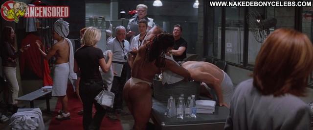 Yolanda Hughes Heying Rollerball Sexy Brunette Medium Tits Sensual