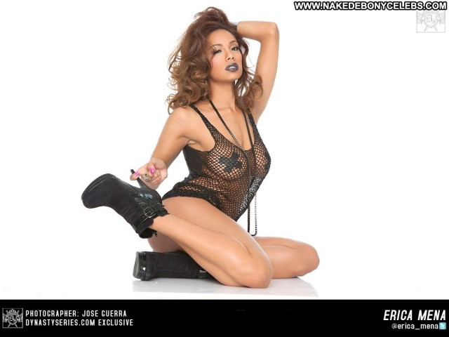 Erica Mena Miscellaneous Beautiful Doll Ebony Nice Brunette Celebrity