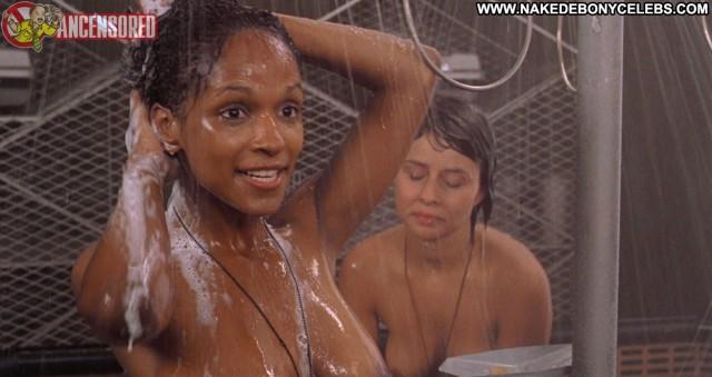 Tami Adrian George Starship Troopers Hot Stunning Beautiful Ebony