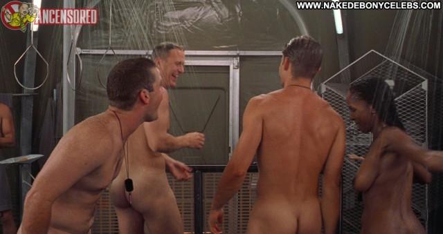 Tami Adrian George Starship Troopers Brunette Medium Tits Stunning