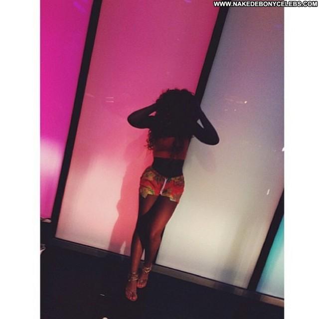 Bahja Rodriguez Miscellaneous Nice Brunette Celebrity Singer Ebony