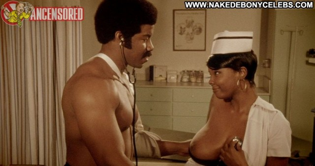 Stacey Adams Black Dynamite Posing Hot Pornstar Big Tits Ebony