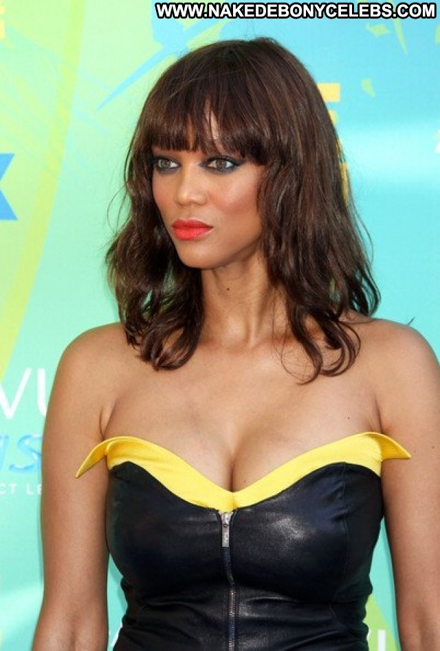 Tyra Banks The Teen Choice Awards Ebony Big Tits Big Tits Big Tits