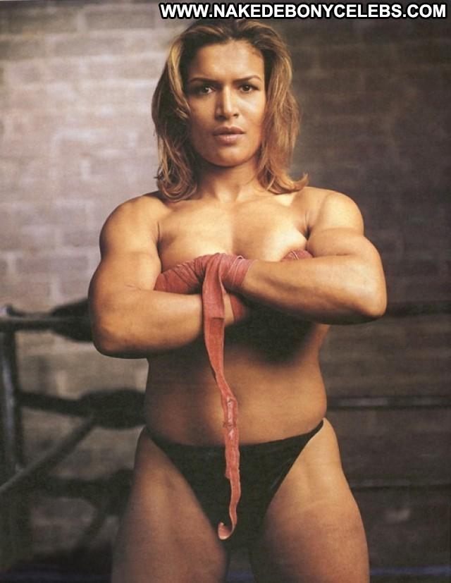Lucia Rijker Miscellaneous Ebony Brunette Celebrity Athletic Cute