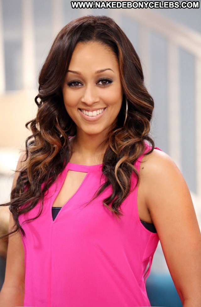 Tia Mowry Miscellaneous Ebony Celebrity Cute Brunette Medium Tits