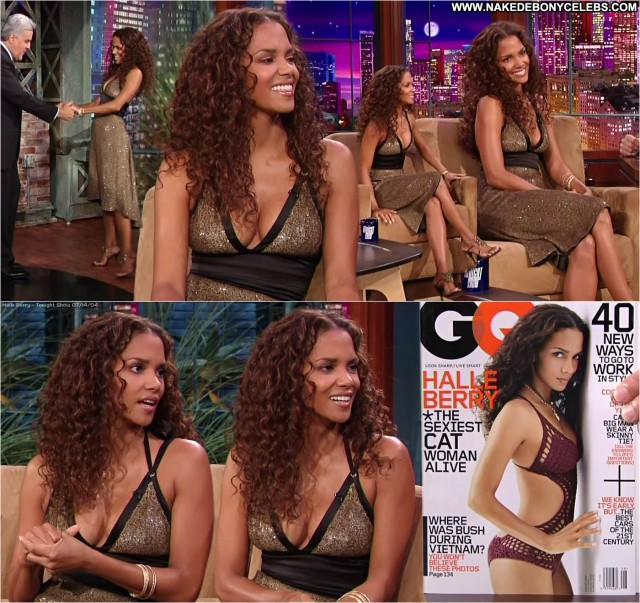 Halle Berry The Tonight Show Big Tits Big Tits Big Tits Big Tits Big