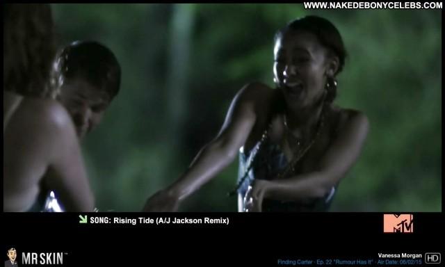 Vanessa Morgan Finding Carter Singer Celebrity Stunning Sexy Ebony