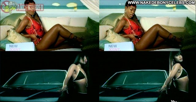 Shawnna Damn Posing Hot Ebony Video Vixen Celebrity Singer Pretty