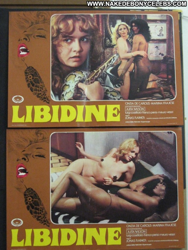 Ajita Wilson Libidine Doll International Medium Tits Brunette