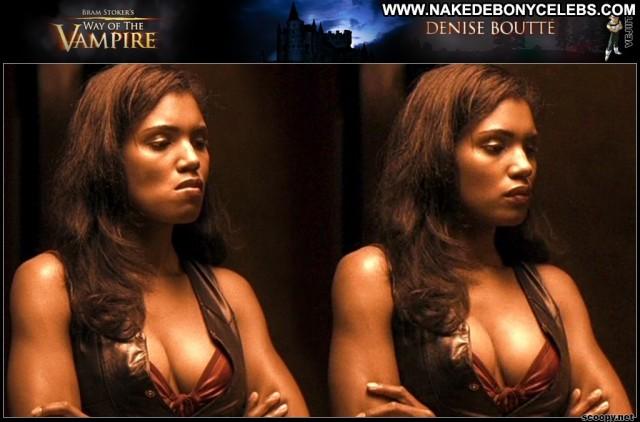 Denise Boutte Way Of The Vampire Brunette Ebony Hot Big Tits Cute