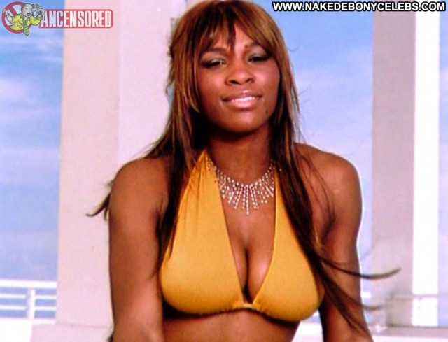 Serena Williams Sports Illustrated Swimsuit Sensual Big Tits Big Tits