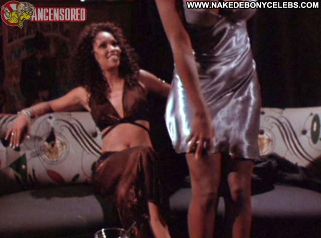 Kenya Moore Trois Big Tits Celebrity Brunette Ebony Beautiful Doll