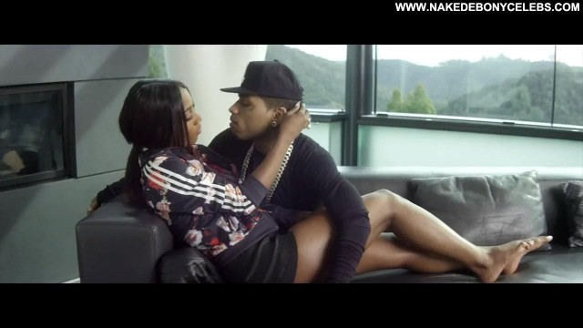 Sevyn Streeter Next Ft Kid Ink Hot Ebony Brunette Cute Singer
