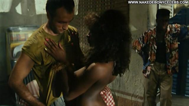 Charlene Emmanuelle S Revenge Doll Sultry Ebony Celebrity Posing Hot