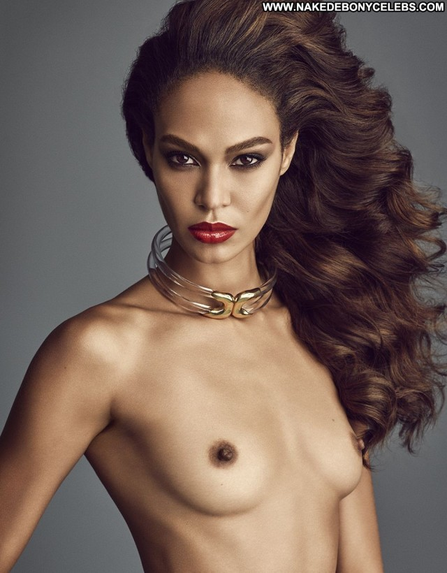 Joan Smalls Miscellaneous Celebrity Ebony Brunette Latina Posing Hot
