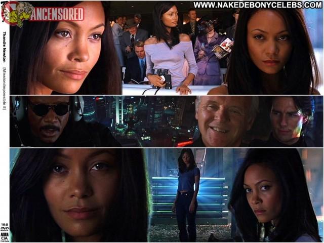Thandie Newton Mission Impossible Ii Brunette Celebrity Ebony Skinny
