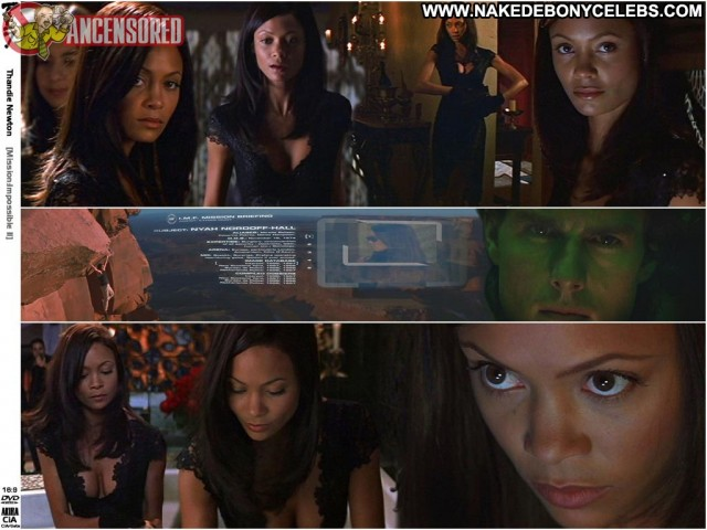 Thandie Newton Mission Impossible Ii Nice Celebrity International