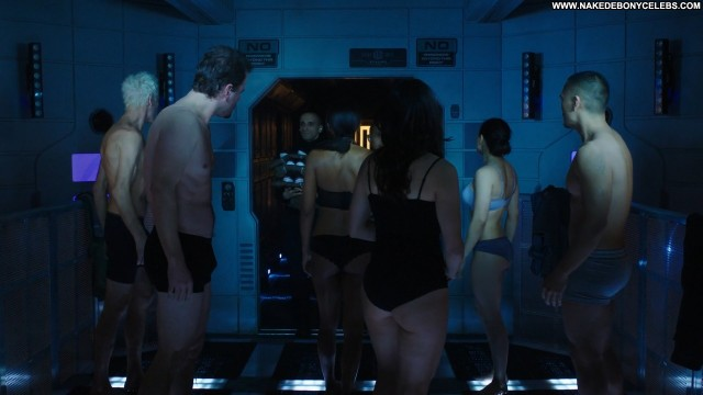Melanie Liburd Dark Matter International Skinny Doll Big Tits Ebony