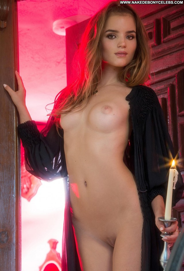 Roos Van Montfort Miscellaneous Playmate Sexy Medium Tits Cute