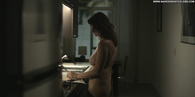 Amy Landecker Transparent Brunette Medium Tits Sultry Celebrity Sexy