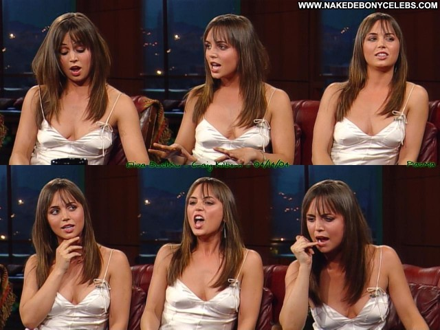 Eliza Dushku The Late Late Show With Craig Kilborn Small Tits Sultry