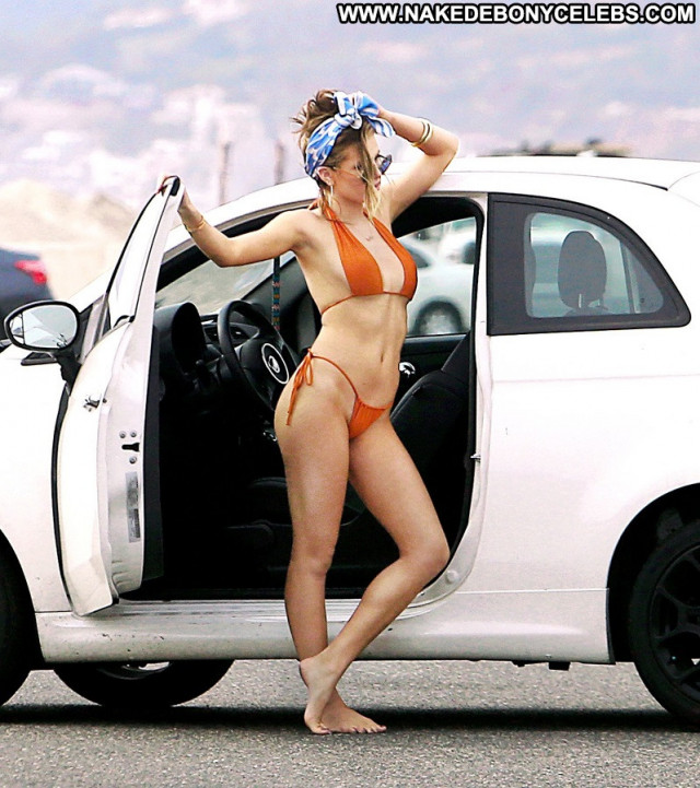 Bella Thorne No Source  Celebrity Photoshoot Beautiful Bikini Posing