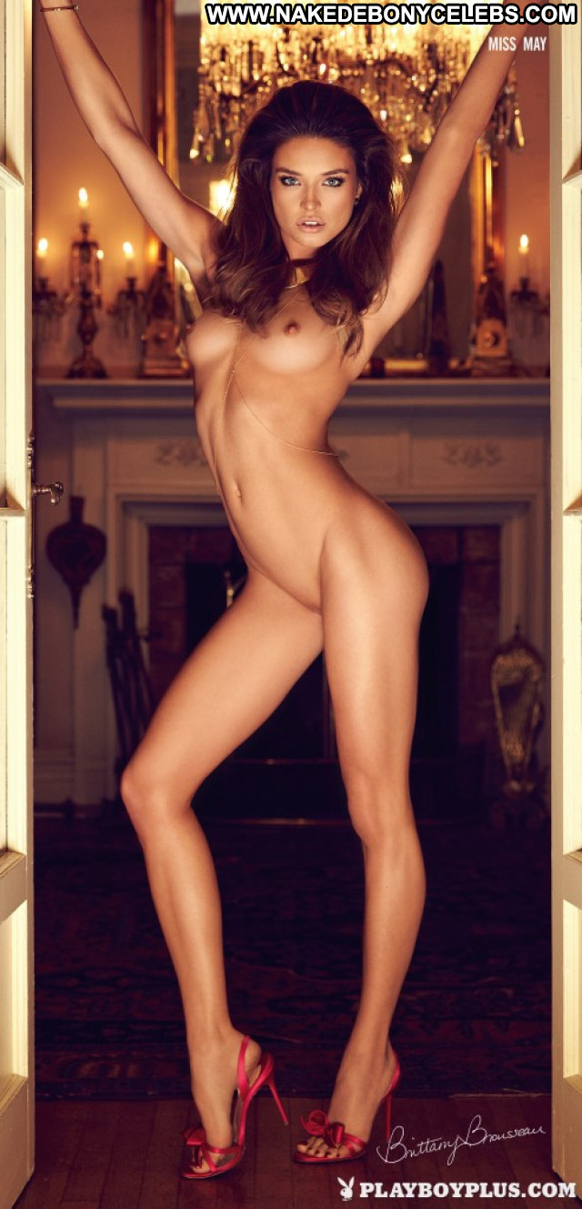 Brittany Brousseau No Source Beautiful Nude Sexy Posing Hot Babe