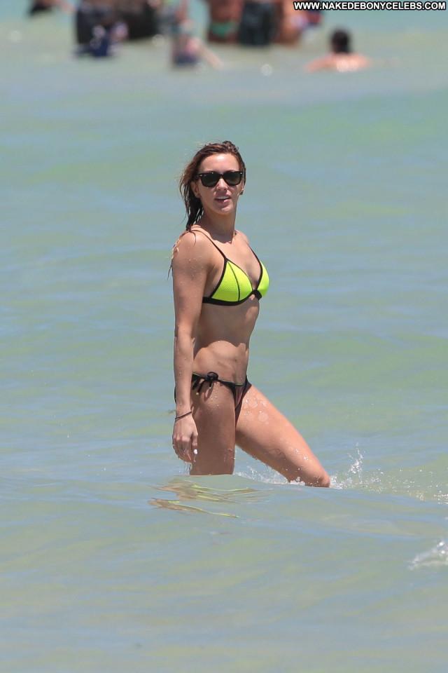 Katie Cassidy No Source  Posing Hot Bikini Celebrity Babe Beautiful