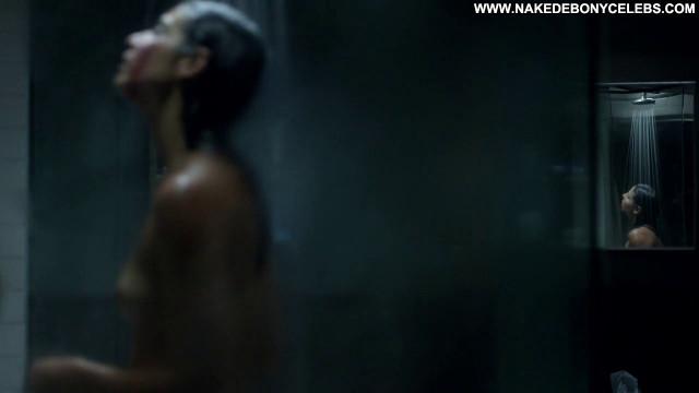 Ana Ayora Banshee Posing Hot Shower Nude Beautiful Boobs Babe Big