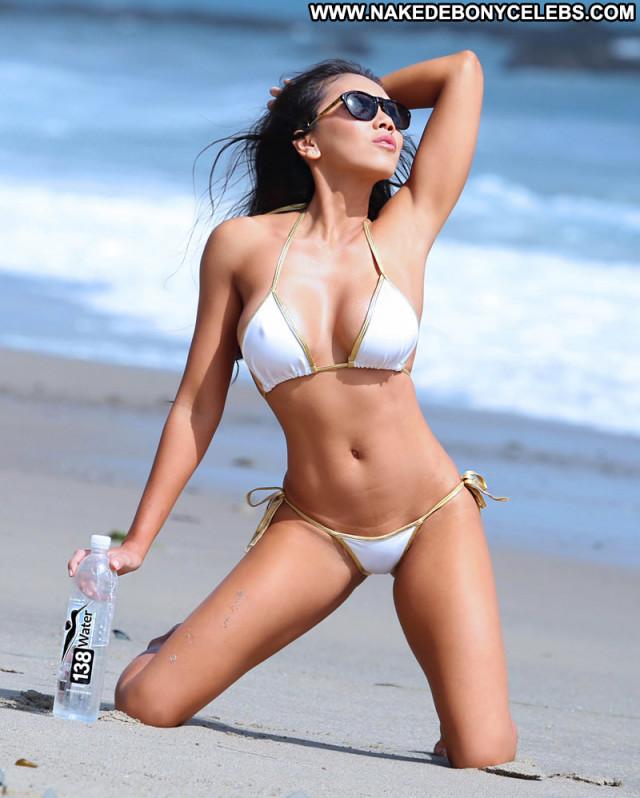 Caya Hefner No Source Celebrity Posing Hot Bikini Model Sexy Asian
