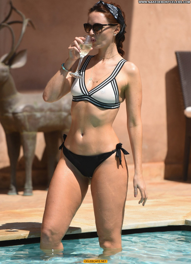 Jennifer Metcalfe No Source Celebrity Babe Beautiful Bikini Posing Hot