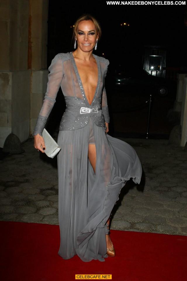 Tara Palmer Tomkinson No Source Babe Celebrity Posing Hot See Through