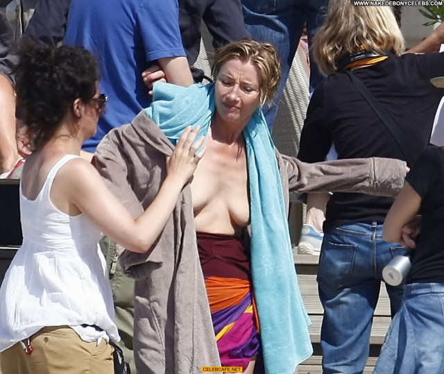 Emma Thompson E Love Toples Babe Posing Hot Celebrity Topless