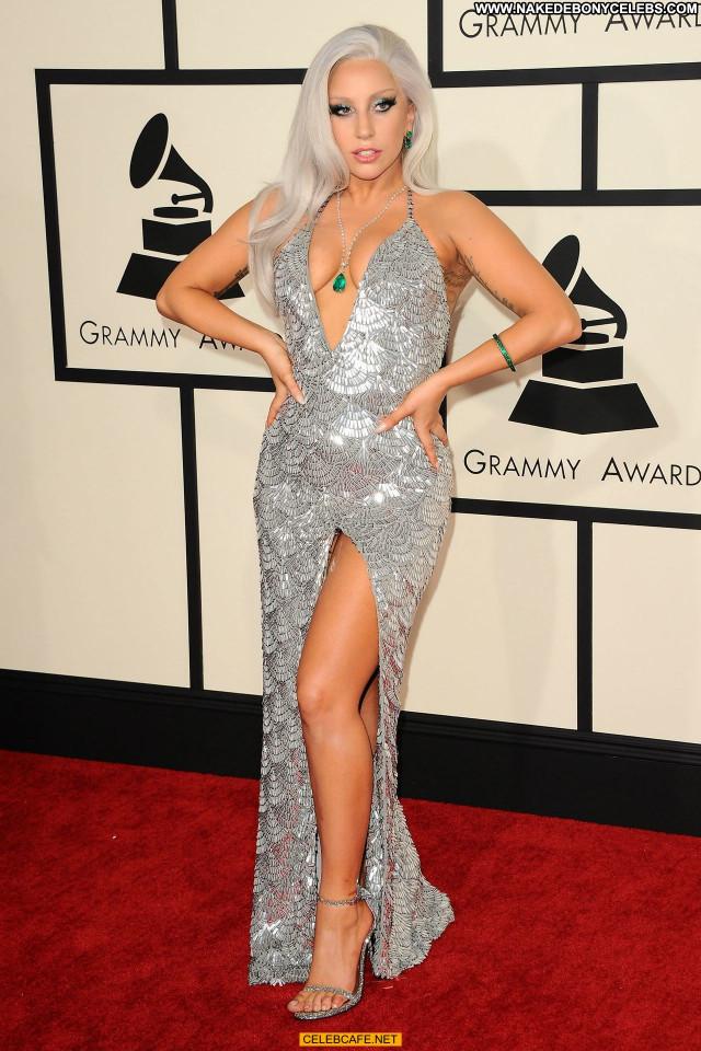 Lady Gaga Grammy Awards Babe Posing Hot Sexy Awards Beautiful
