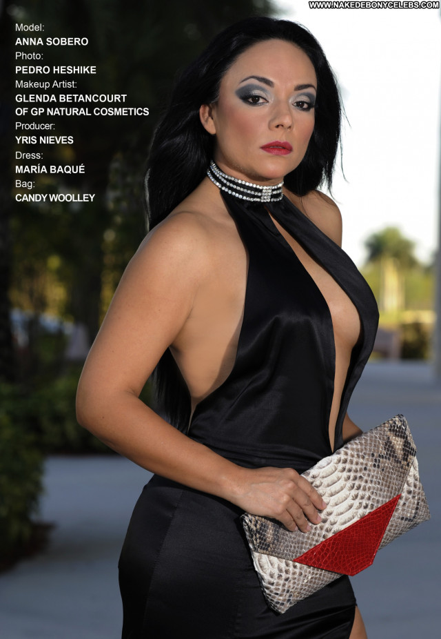 Anna Sobero Miscellaneous Sultry Sexy Brunette Hot Celebrity Sensual