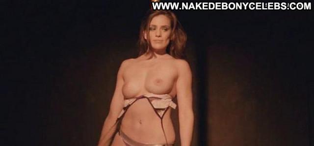 Erin Marie Hogan No Source Posing Hot Seduction Topless Stripper