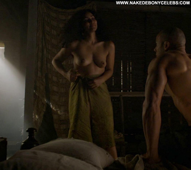 Meena Rayann Game Of Thrones Beautiful Topless Shaved Pussy Breasts